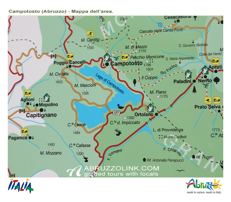 Abruzzolink: guided tours in Abruzzo with locals